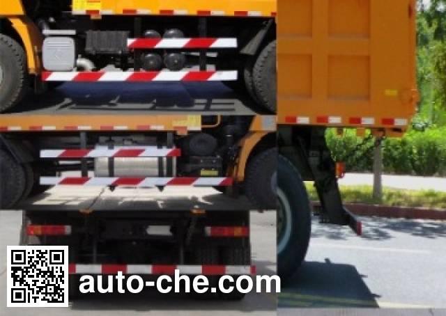 CIMC ZJV3256ZZXXA38 dump truck