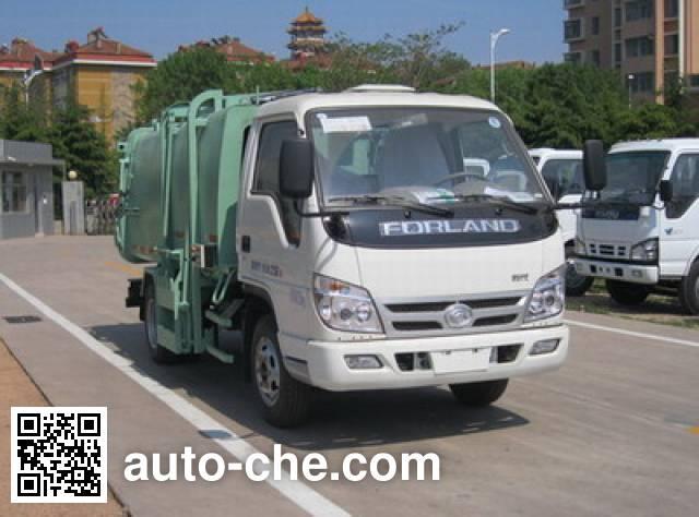 CIMC ZJV5041ZZZHBB4 self-loading garbage truck