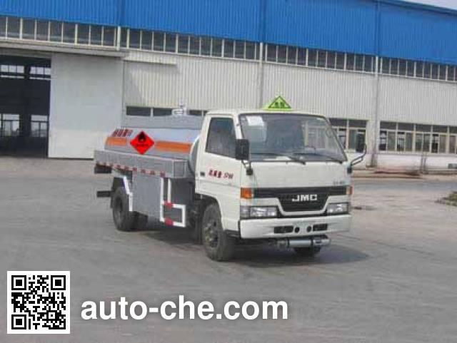 CIMC ZJV5061GJYSD fuel tank truck