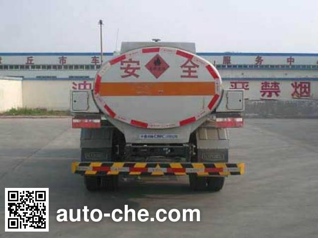 CIMC ZJV5063GJYSD fuel tank truck