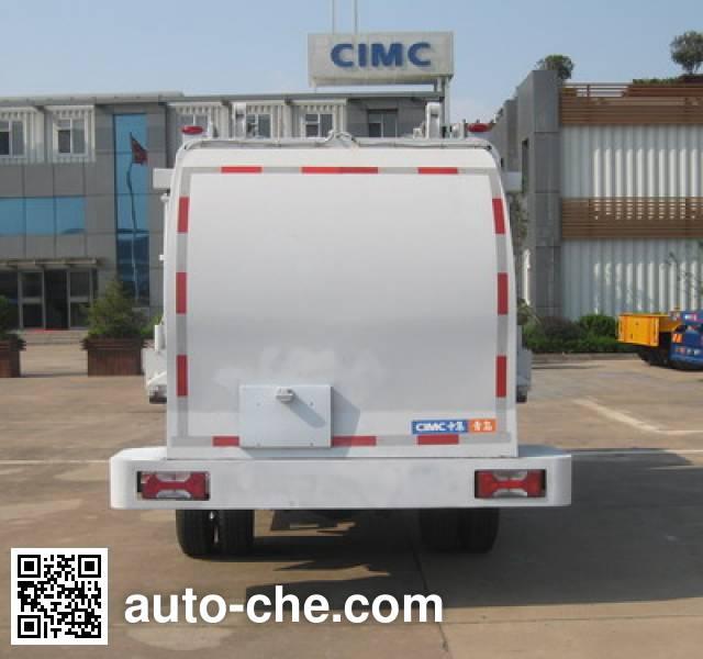 CIMC ZJV5070TCAHBN5 food waste truck
