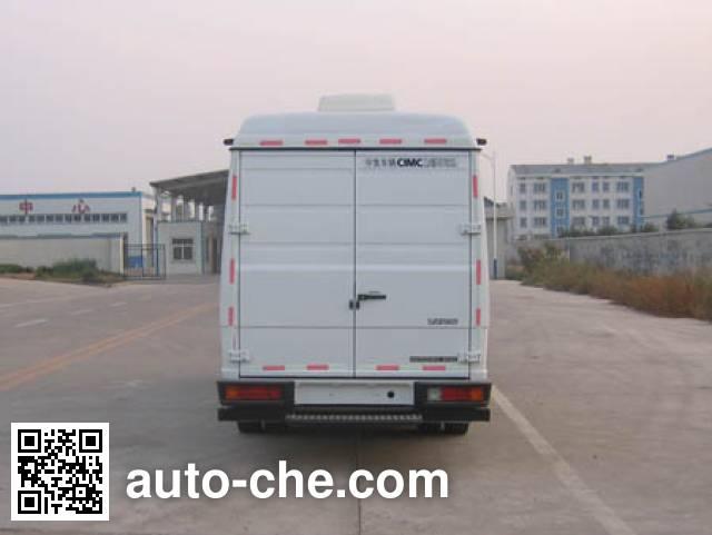 CIMC ZJV5070TYQSD test instruments vehicle