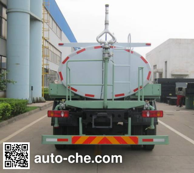 CIMC ZJV5120GSSHBE5 sprinkler machine (water tank truck)