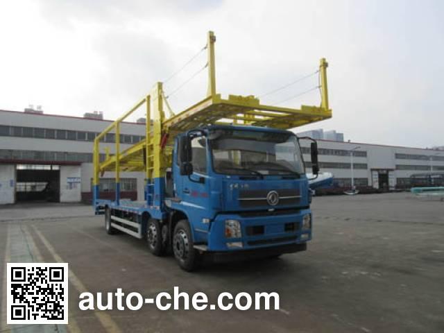 CIMC ZJV5210TCL car transport truck
