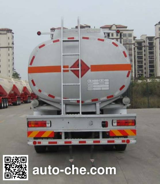 CIMC ZJV5250GYYSZCA oil tank truck