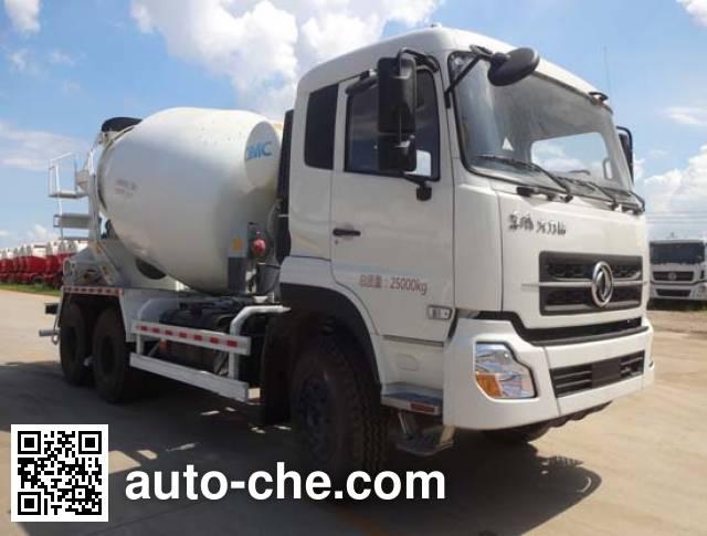 CIMC ZJV5252GJBSZ concrete mixer truck
