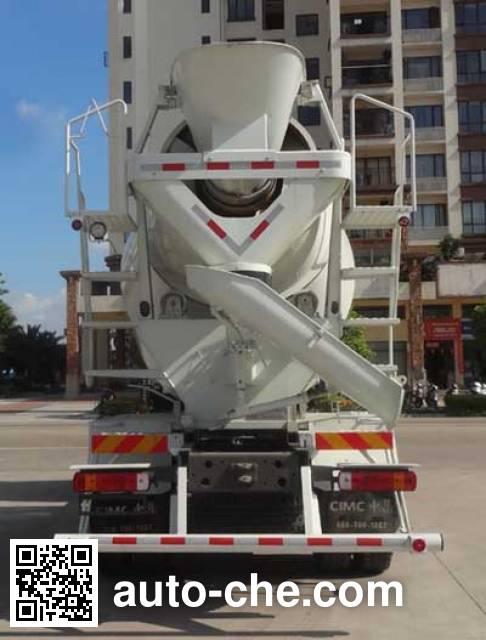 CIMC ZJV5257GJBSZB concrete mixer truck