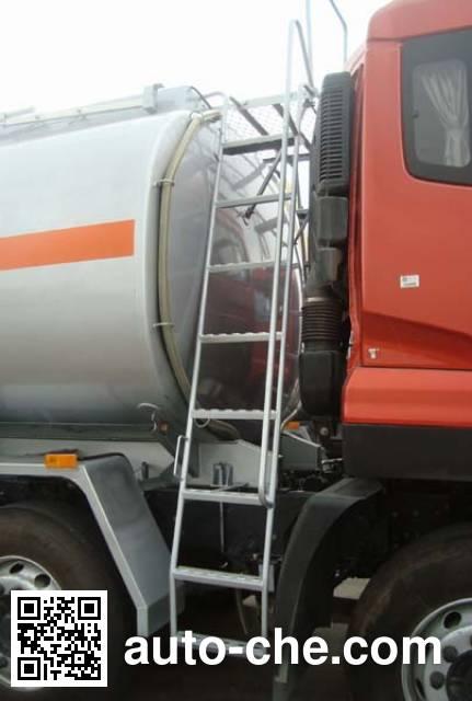 CIMC ZJV5310GYYSZCA oil tank truck