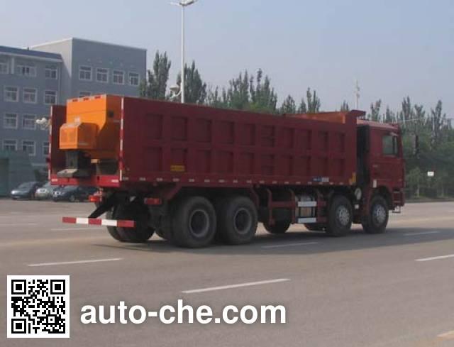 CIMC ZJV5310TCXYKSX snow remover truck