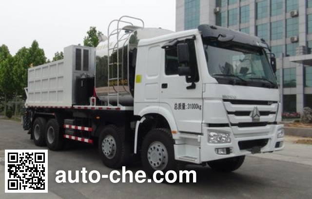 CIMC ZJV5310TFCHBZ4 synchronous chip sealer truck
