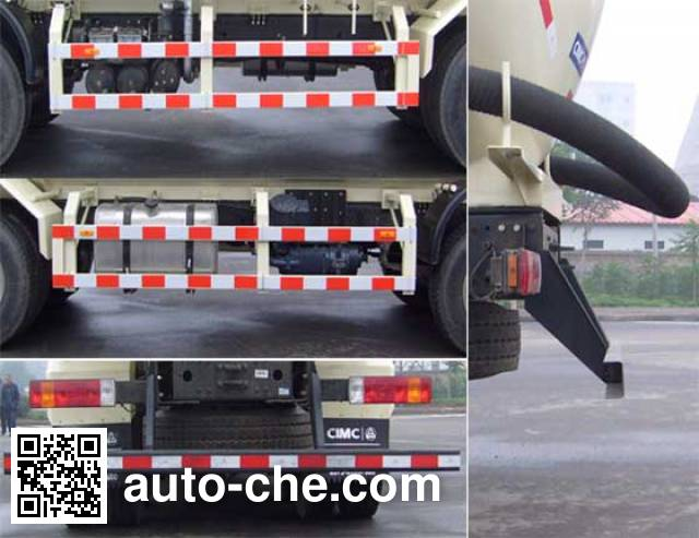 CIMC ZJV5312GFLLY2 bulk powder tank truck
