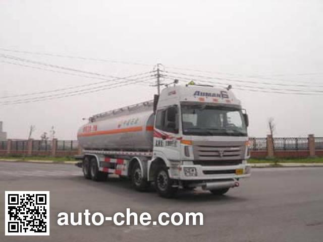 CIMC ZJV5313GJY01TH fuel tank truck