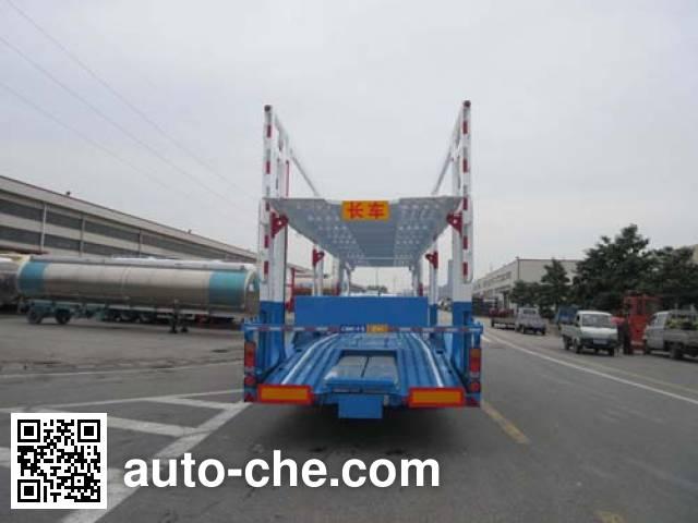 CIMC ZJV9206TCLTH vehicle transport trailer