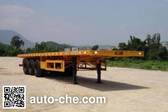 CIMC ZJV9281JP flatbed trailer