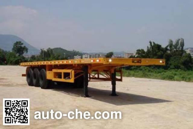 CIMC ZJV9311JP flatbed trailer