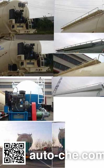 CIMC ZJV9400GFLTH bulk powder trailer