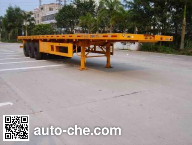 CIMC ZJV9400JP flatbed trailer