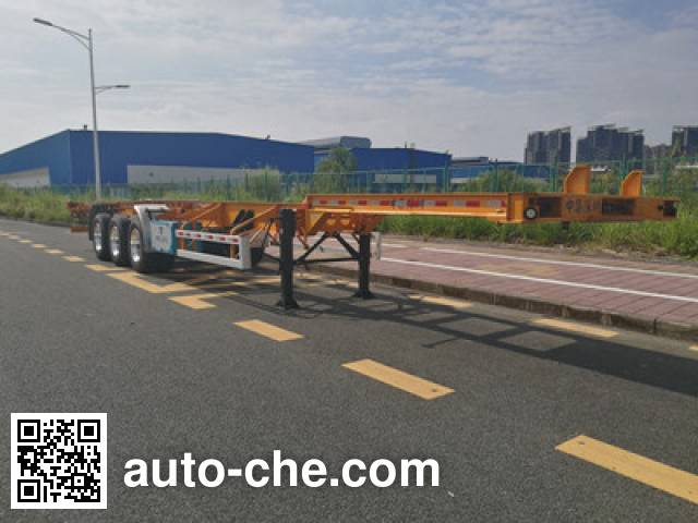 CIMC ZJV9400TJZSZ05 container transport trailer