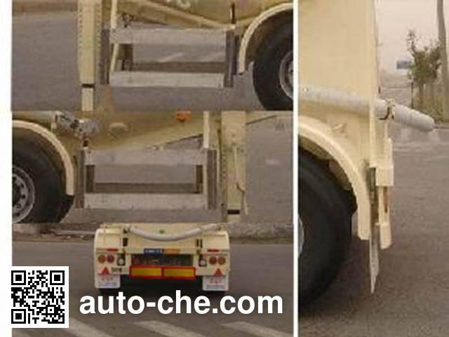 CIMC ZJV9401GFLTH bulk powder trailer