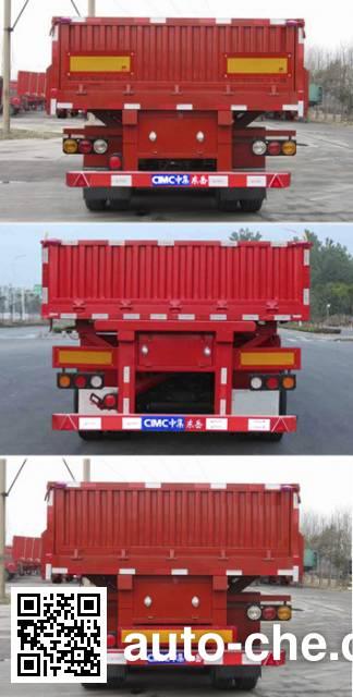 CIMC ZJV9401ZZXDY dump trailer