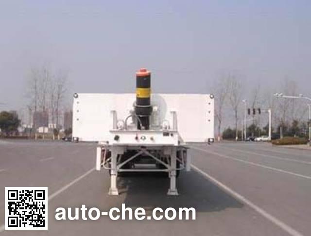 CIMC ZJV9401ZZXTH dump trailer