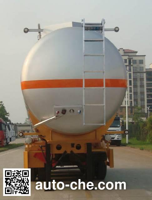 CIMC ZJV9402GFWSZ corrosive materials transport tank trailer