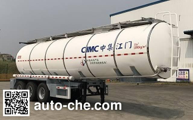 CIMC ZJV9403GYSJM liquid food transport tank trailer