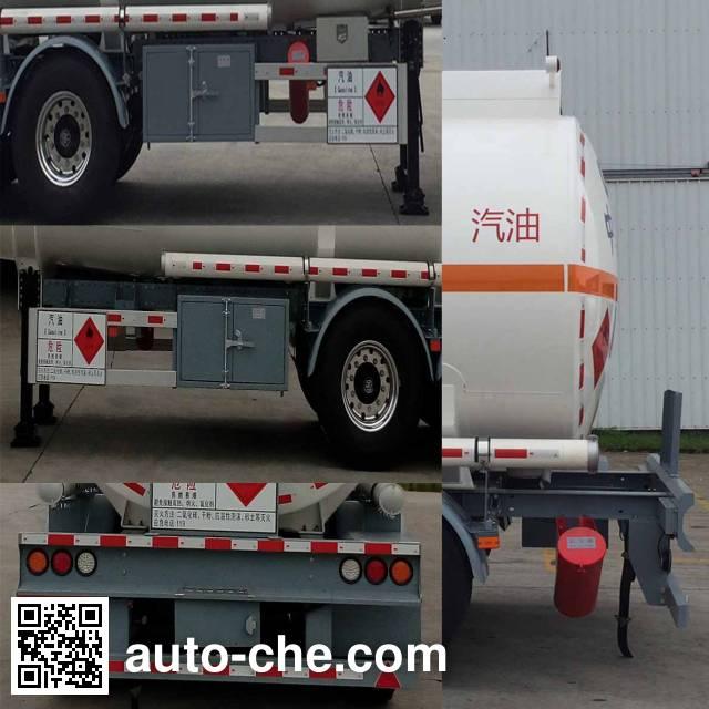 CIMC ZJV9403GYYJM aluminium oil tank trailer