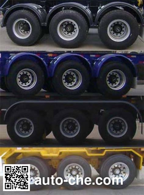 CIMC ZJV9403TJZYK02 container transport trailer