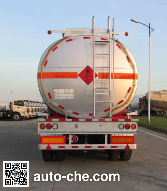 CIMC ZJV9404GYYSZ oil tank trailer
