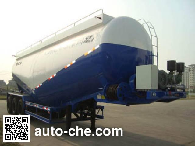 CIMC ZJV9408GFLSZ low-density bulk powder transport trailer