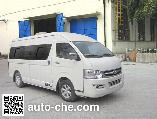Yutong ZK5030XJZ1 rescue vehicle