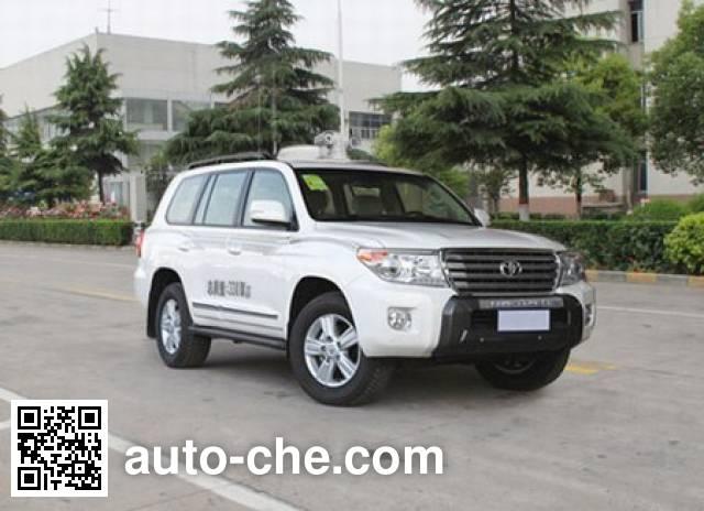 Yutong ZK5030XTX5 communication vehicle