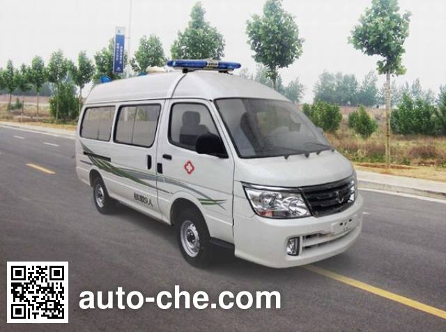 Yutong ZK5031XJH35 ambulance