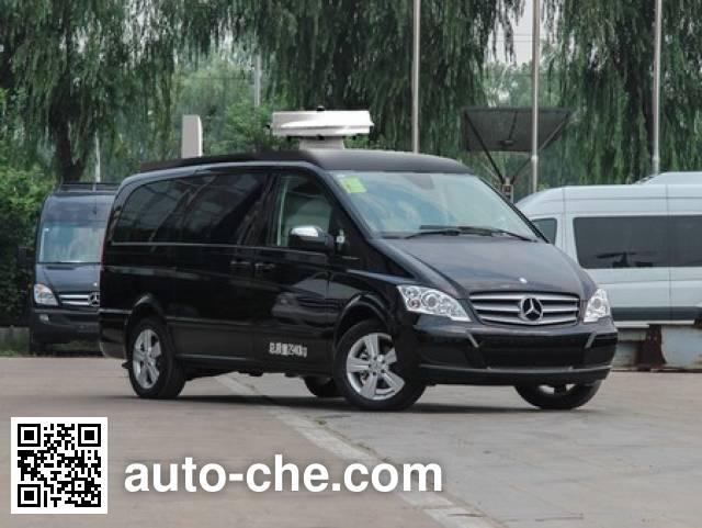 Yutong ZK5032XJE1 monitoring vehicle
