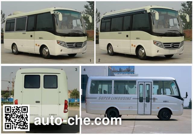 Yutong ZK5040XDW1 mobile shop