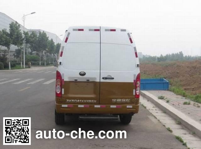 Yutong ZK5041XXYBEV electric cargo van