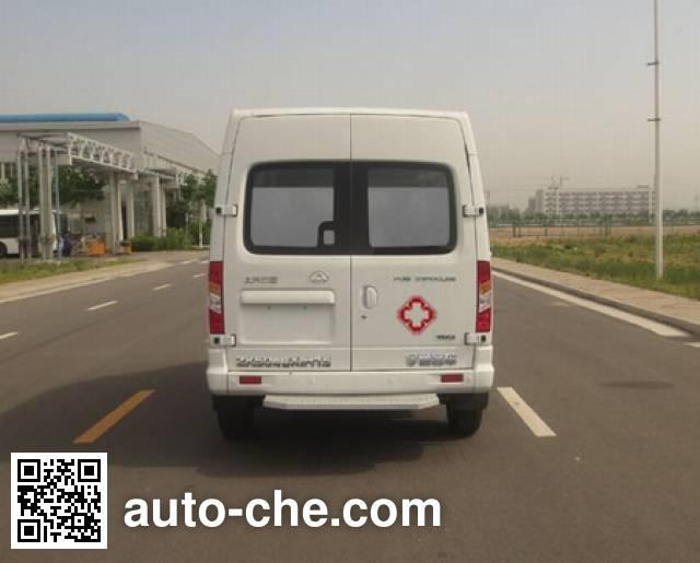 Yutong ZK5046XJH15 ambulance