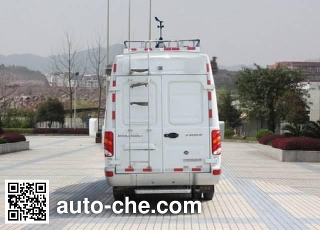 Yutong ZK5050XJC1 inspection vehicle