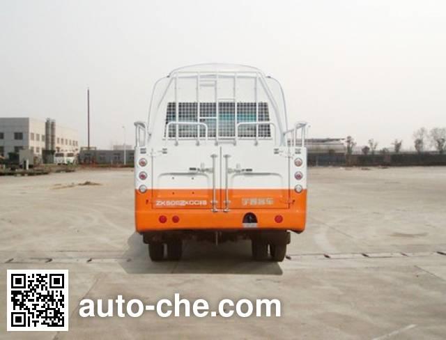 Yutong ZK5082XGC15 engineering works vehicle
