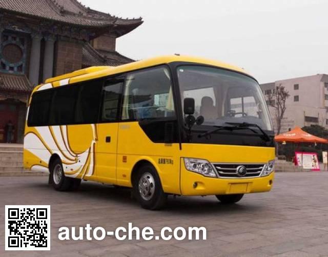 Yutong ZK5082XYL5 medical vehicle