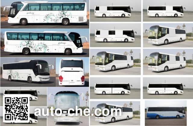 Yutong ZK5180XYL5 medical vehicle