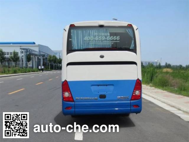 Yutong ZK5180XYL6 medical vehicle