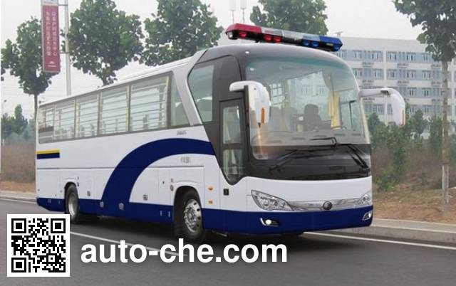 Yutong ZK5182XQC prisoner transport vehicle