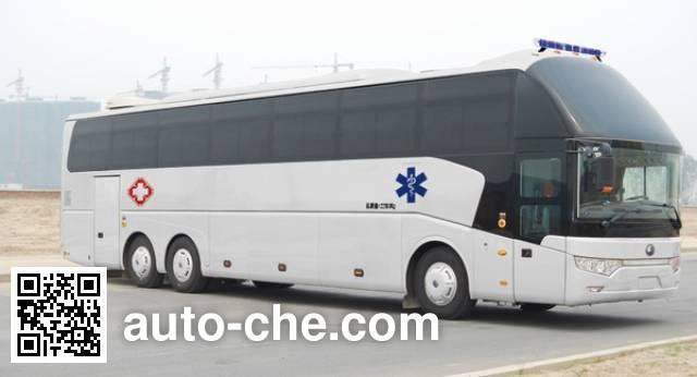 Yutong ZK5220XJZ1 ambulance support vehicle