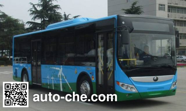 Yutong ZK6105BEVG13A electric city bus