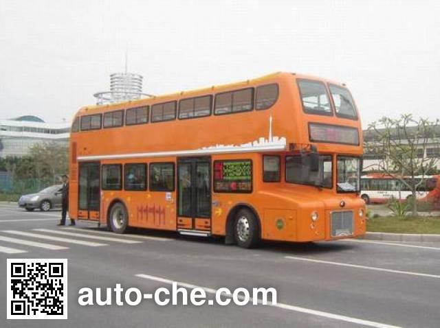 宇通牌ZK6105HNGS1城市客车