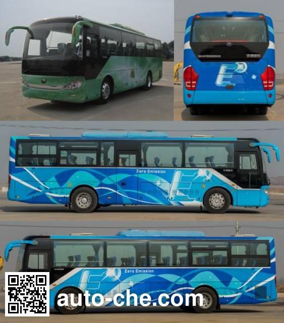 宇通牌(yutong)zk6106bev2型纯电动客车,第274批