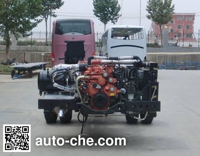 Yutong ZK6106PHEVPGC1 hybrid bus chassis