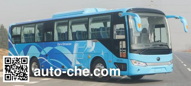 Yutong ZK6115BEV2Y electric bus